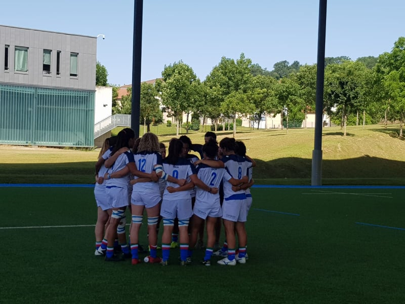 italseven femminile marcoussis 2019