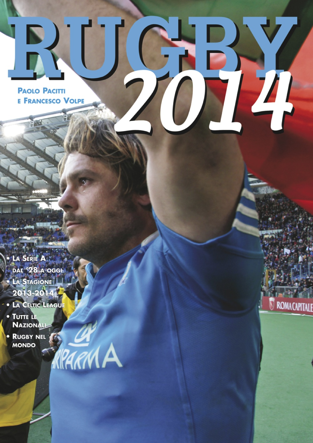 Rugby 2014 cover