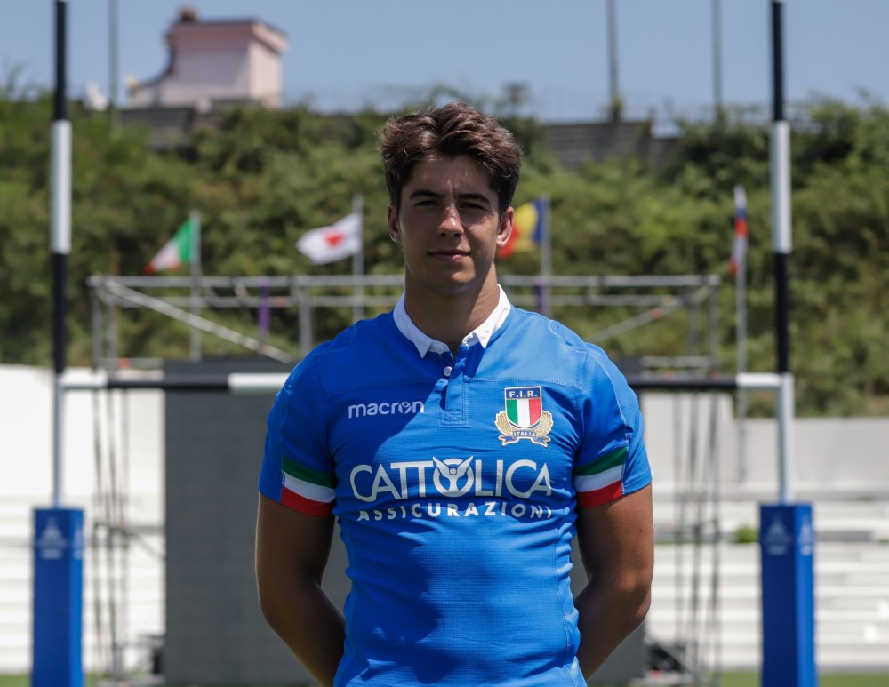 luca zini universiade na 2019 - ph cr vincenzo dalessandro